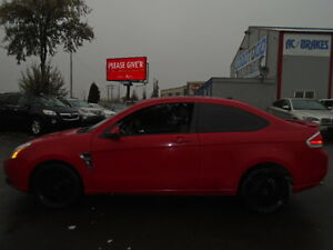 2008 FORD FOCUS SES LUXURY SPORET PKG-LEATHER-SUNROOF Edmonton Edmonton Area image 6
