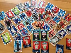MATCH ATTACK FOOTBALL / SOCCER CARDS - 200 CARDS Randwick Eastern Suburbs Preview