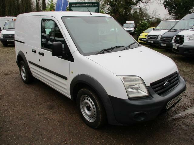 da1bf9442704de Ford Transit Connect 1.8TDCi 5 SEATER Crew Van T220 SWB NO VAT 100K  GUARANTEED