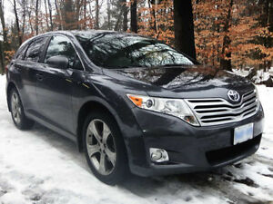 2011 Toyota Venza Wagon AWD Bluetooth, Extra Tires/Rims, Cert.