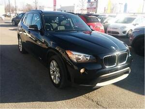 2013 BMW X1 28i, TOIT PANO, NAV, 4X4, CUIR, MAGS, 2.0L, CRUISE,.