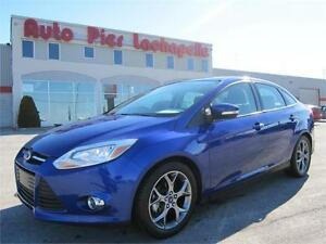 2014 Ford Focus SE , Mags 17', Aileron
