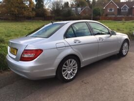 Mercedes C220 CDI Elegance 125 (£3K worth of extras)