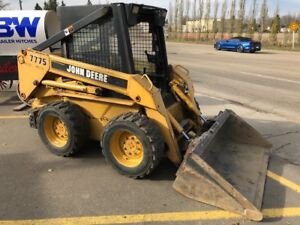 1997 JOHN DEERE 7775 SKID STEER *Reduced*