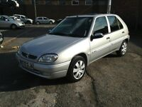 CITROEN SAXO DIESEL - LONG M.O.T - GREAT MPG - 5 DOOR