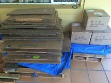 60 x cardboard boxes for packing, moving and storage only $60 Ransome Brisbane South East Preview