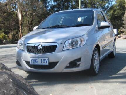 TK 2010 Holden Barina Hatchback MY11 5sp manual Calwell Tuggeranong Preview