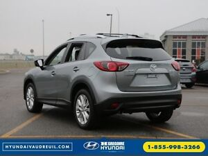 2014 Mazda CX-5 GT AWD NAV TOIT CUIR CAMERA MAGS West Island Greater Montréal image 6