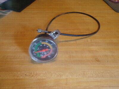 "/""missing mounting bracket!/"" /""NOS/"" Vintage 1990/'s Stewart Warner Spedometer"