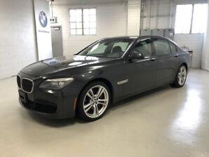 2012 BMW 7 Series xDrive