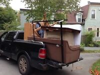 MOVING ITEMS ?? 2 MOVERS & A TRUCK !! MOVES STARTING AT $40