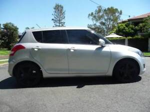 2011 Swift Hatch with VERY LOW K's & VERY LONG REGO