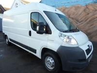 * No VAT * Peugeot Boxer 2.2HDi 120 L3 H2 335 LWB in White