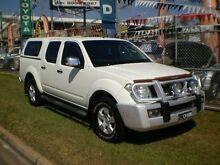 2008 Nissan Navara D40 ST-X (4x4) 5 Speed Automatic Dual Cab Pick-up Winnellie Darwin City Preview