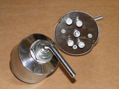 Glüh-Start-Schalter Drehschalter für Traktor Glühanlage
