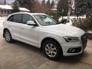 2014 Audi Q5 Tecknik S-Line SUV Amazing Condition