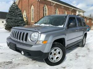 2014 Jeep Patriot North - 4X4 - HEATED SEATS - CERTIFIED