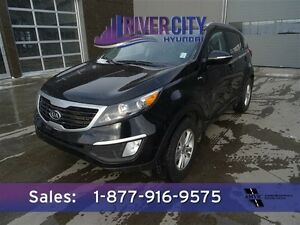 2011 Kia Sportage AWD LX Heated Seats,  Bluetooth,  A/C,