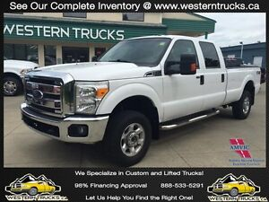 2013 Ford F-350 FX4 4x4 Longbox ~ Tow Package ~ $216 B/W