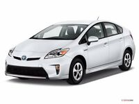 Toyota Prius 2012, 2013 on £200 per week including comprehensive insurance