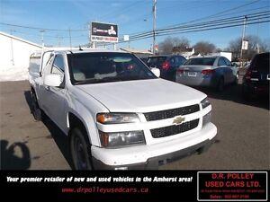 2012 Chevrolet Colorado LT w/1SD