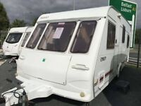 **SAVE THIS WEEK** 2000 Herald Emblem 6B. Includes Awning and Starter Pack + £345 Discount!!
