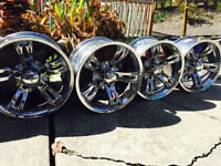 "Ultra 17"" 5 bolt Alloy Rims Excellent Condition"
