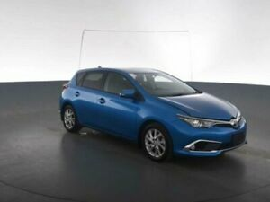 2018 Toyota Corolla ZRE182R MY17 Ascent Sport Blue Gem 7 Speed CVT Auto Sequential Hatchback Geebung Brisbane North East Preview