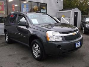 2007 CHEVROLET EQUINOX LS * LOADED WITH OPTIONS * ONE OWNER !!!