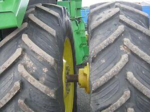 1989 John Deere 8760 Tractor Cambridge Kitchener Area image 8