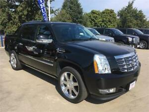 2011 Cadillac Escalade EXT black on black 89.000 km