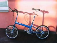 Folding Bike Quality Folding Bike From USA Bike Friday 20 Inch Wheels 21 Speed Can Deliver