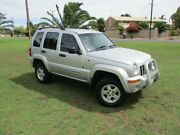 2004 Jeep Cherokee KJ Limited (4x4) 4 Speed Automatic Wagon Alberton Port Adelaide Area Preview
