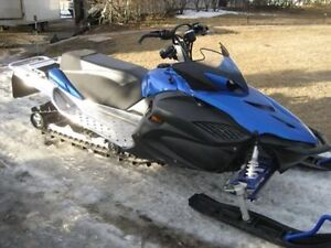 4 STROKE YAMAHA SLEDS FOR PARTS, RX-1, VECTOR,APEX AND NYTRO