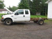 1999 FORD F-350 SUPER DUTY POWERSTROKE DIESEL