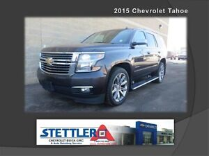 2015 Chevrolet Tahoe LTZ Loaded Up - One Owner