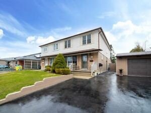 4 Bdrm Semi-Detached Home In Applewood - O/H Weekend 2-4Pm