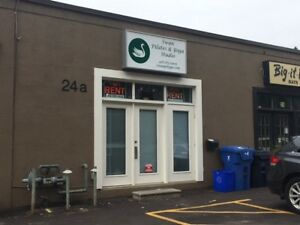 Commercial rental, office/retail space for rent in West Toronto