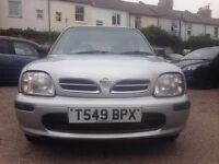 Nissan Micra 1.0 16v GX 5dr£995 one owner