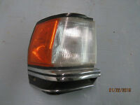 86 Toyota Cressidia Front Signal & Clearance Lights