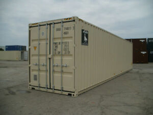Seacans, Shipping Containers  - Used 40' $3100, 20' $2500