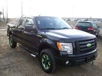 2009 Ford F-150 XLT/SUPERCAB/LOW KMS/FINANCE TODAY