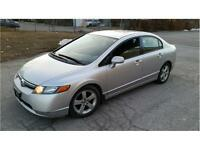 2007 Honda Civic LX Mississauga / Peel Region Toronto (GTA) Preview