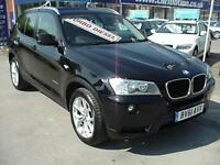 2011 BMW X3 xDrive20d SE FULL LEATHER