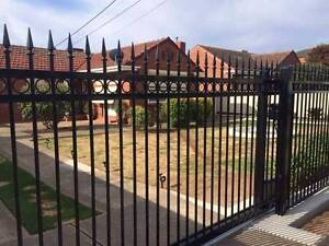 High Quality Steel Fencing Panels and Sliding Gates!!! Dry Creek Salisbury Area Preview