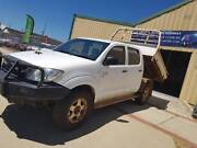 2008 TOYOTA HILUX SR (4x4) DUAL CAB TIPPER TURBO DIESEL Midland Swan Area Preview