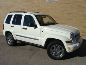 2007 Jeep Liberty Sport 4X4. Loaded! Automatic! Certified!