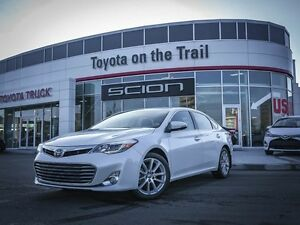 2013 Toyota Avalon Limited, 3M Hood, Navigation, Leather, Heated