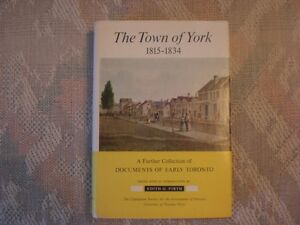 The Town of York 1815 - 1834