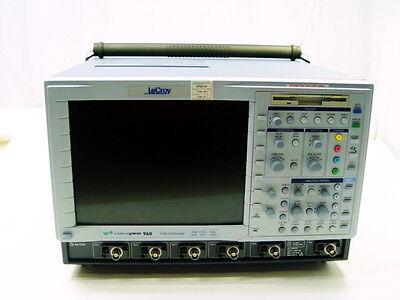 Lecroy Wavepro 960 Digital Oscilloscope 2ghz